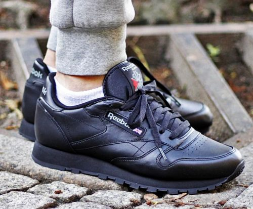 REEBOK CLASSIC Leather 2267 full czarna skóra7