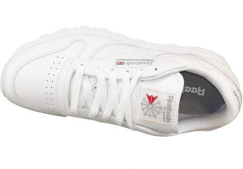 REEBOK CLASSIC JR LEATHER  50151 białe3
