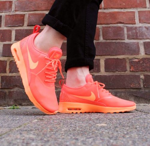 Damskie Nike Air Max Thea 599409-801 orange7