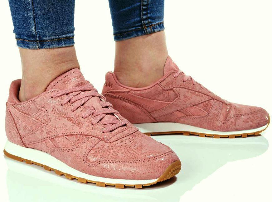 Reebok CLASSIC LEATHER CLEAN EXOTICS BS8226
