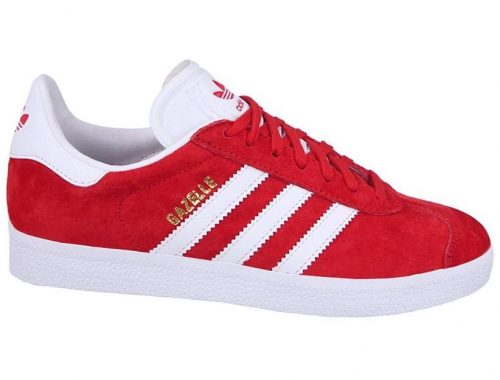 Buty Adidas ORIGINALS GAZELLE S76228  red1