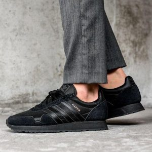 check out 30e6e c1fed Buty męskie ADIDAS ORIGINALS HAVEN BY9717 czarne – Buty PAGO