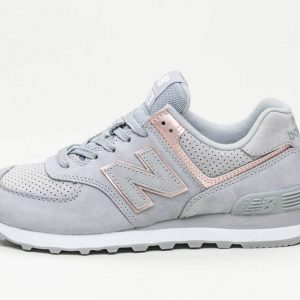 official photos 8f647 85ce0 Buty NEW BALANCE Pastel-Metalic Pack WL574NBN pastelowy ...